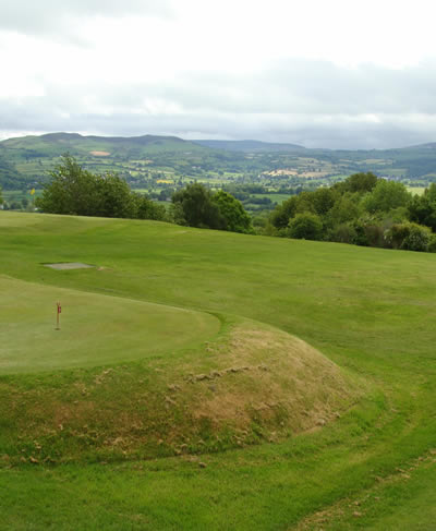 Ruthin Pwll Glas Golf Course